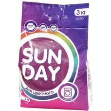 SunDay 3кг Color